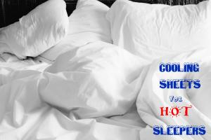 Cooling Sheets for Hot Sleepers width=