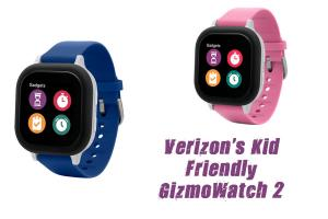 Verizon GizmoWatch 2 - A Great Smart Watch for Kids?