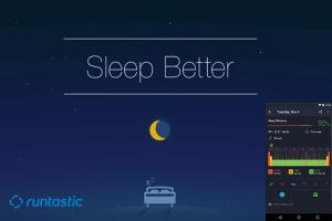 Sleep Better with Runtastic width=