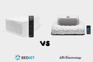 Bedjet vs Chili Technology Cooling Systems