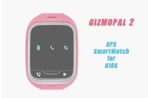 LG GizmoPal 2 Smartwatch (Verizon)