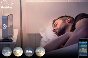 ResMed S+ Personal Sleep Monitor