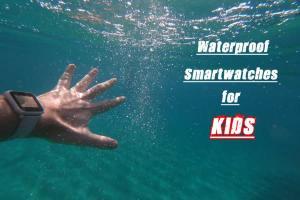 Waterproof Smartwatch For Kids