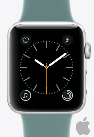 Apple Watch Series 3 - 38mm to 42mm