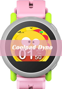 Coolpad Dyno Smartwatch for Kids