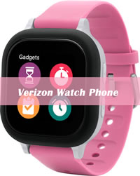 Verizon GizmoWatch 2 for Kids