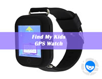 Find My Kids - GPS Smartwatch