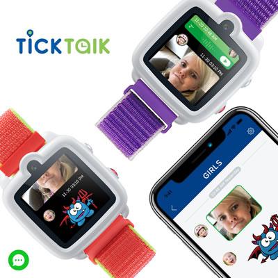 TickTalk 3 - IP67 Waterproof Smartwatch