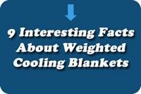 Cool Facts About Cooling Weighted Blankets