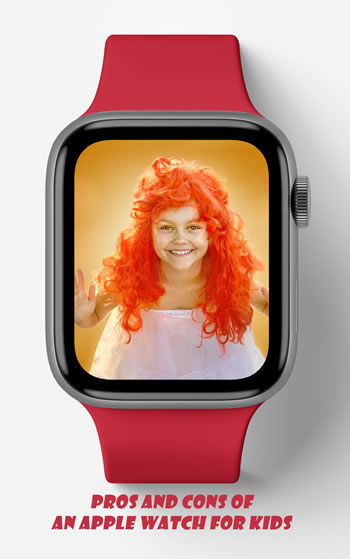 Pros and Cons of Apple Watch For Kids