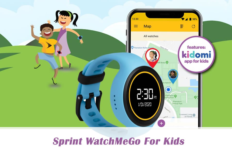 Sprint Smartwatches for Kids
