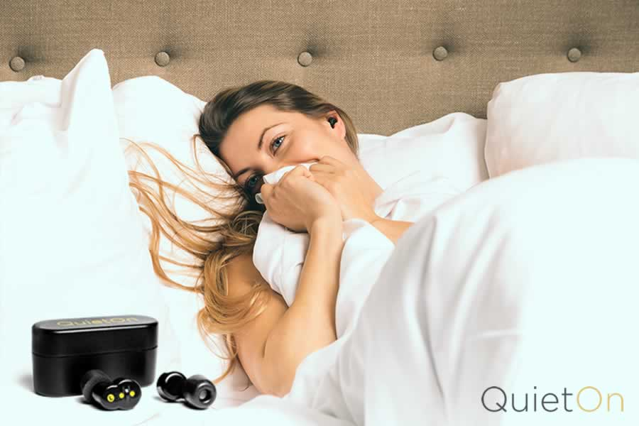 QuietOn Sleep Review - Could These Solve Sleeping with a ...